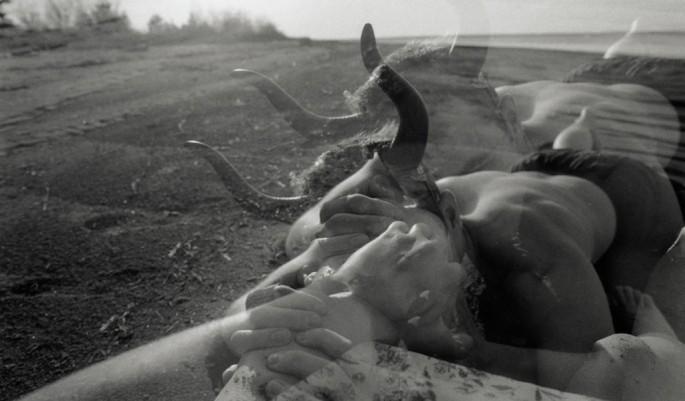 Eleni Bakopoulos, </span><span><em>Dying Minotaur</em>, </span><span>2004