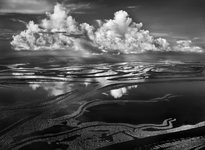 Sebastião Salgado, </span><span><em>The Arctic National Wildlife Refuge in northeastern Alaska</em>, </span><span>2009 © Sebastião Salgado / Amazonas Images