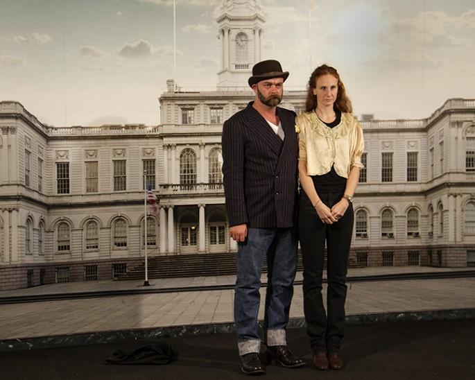 Victor Helfand, </span><span><em>Bowler Hat</em>, </span><span>2012