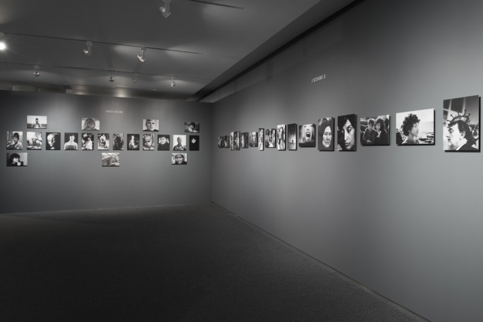 Installation view, </span><span><em>Chris Marker: Memory of a Certain Time</em>, </span><span> &amp;#169; Toni Hafkenscheid