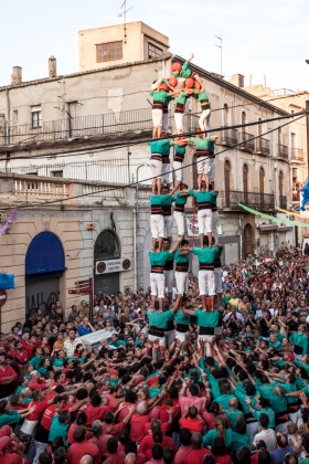 Ann Gagno, </span><span><em>Castellers de Vilafranca</em>, </span><span>2012