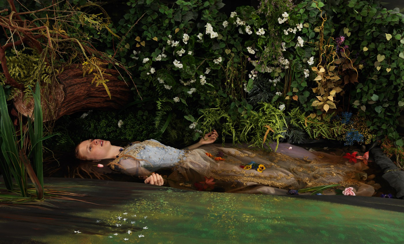 Adad Hannah, </span><span><em>Blackwater Ophelia</em>, </span><span>2013 Courtesy Pierre-François Ouellette art contemporain