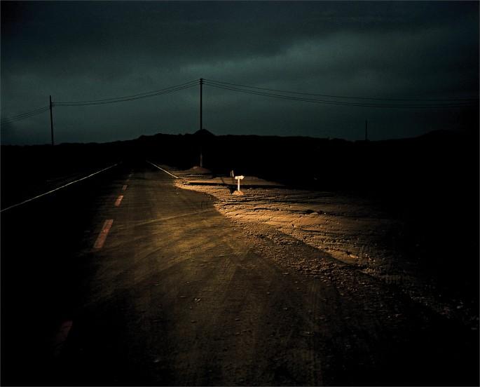 Andrés Marroquín Winkelmann, </span><span><em>Camino alterno</em>, </span><span>2012