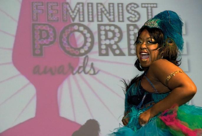 CoCo LaCreme Feminist Porn Awards Performance, </span><span>2009