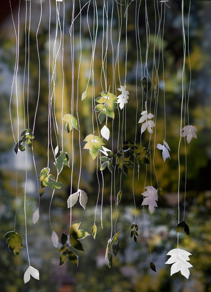 Becky Comber, </span><span><em>Loose Leaves, from the series Broken Horizons</em>, </span><span>2014