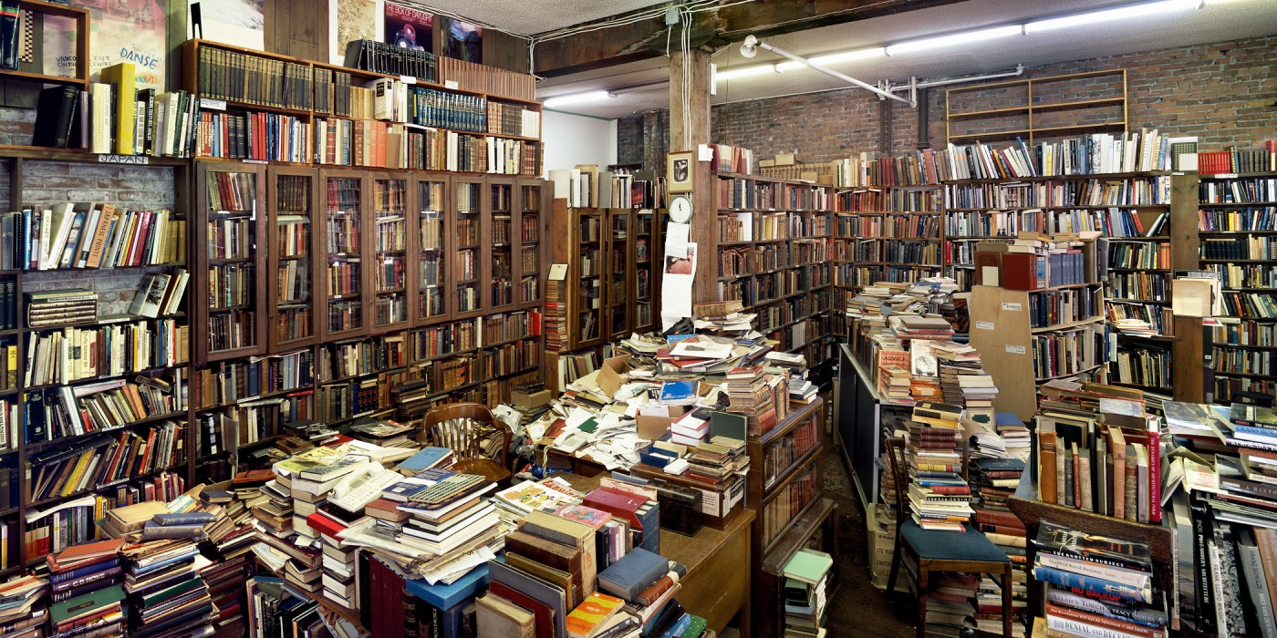 Stan Douglas, </span><span><em>MacLeod's Books, Vancouver</em>, </span><span>2006 Courtesy the artist and David Zwirner, New York, London, and Victoria Miro, London