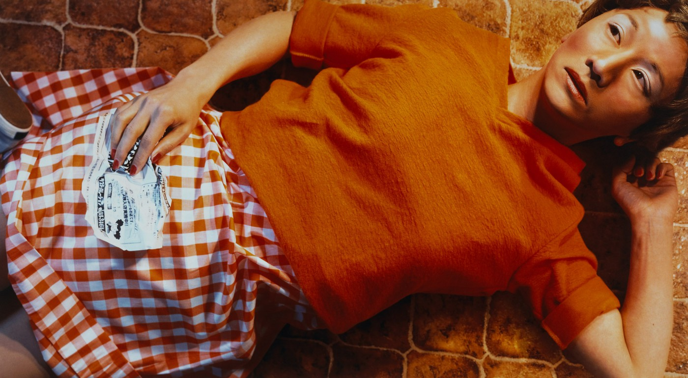 Yasumasa Morimura, </span><span><em>To My Little Sister/For Cindy Sherman</em>, </span><span>1998 Courtesy of the artist and Luhring Augustine, New York. Photo © NGC