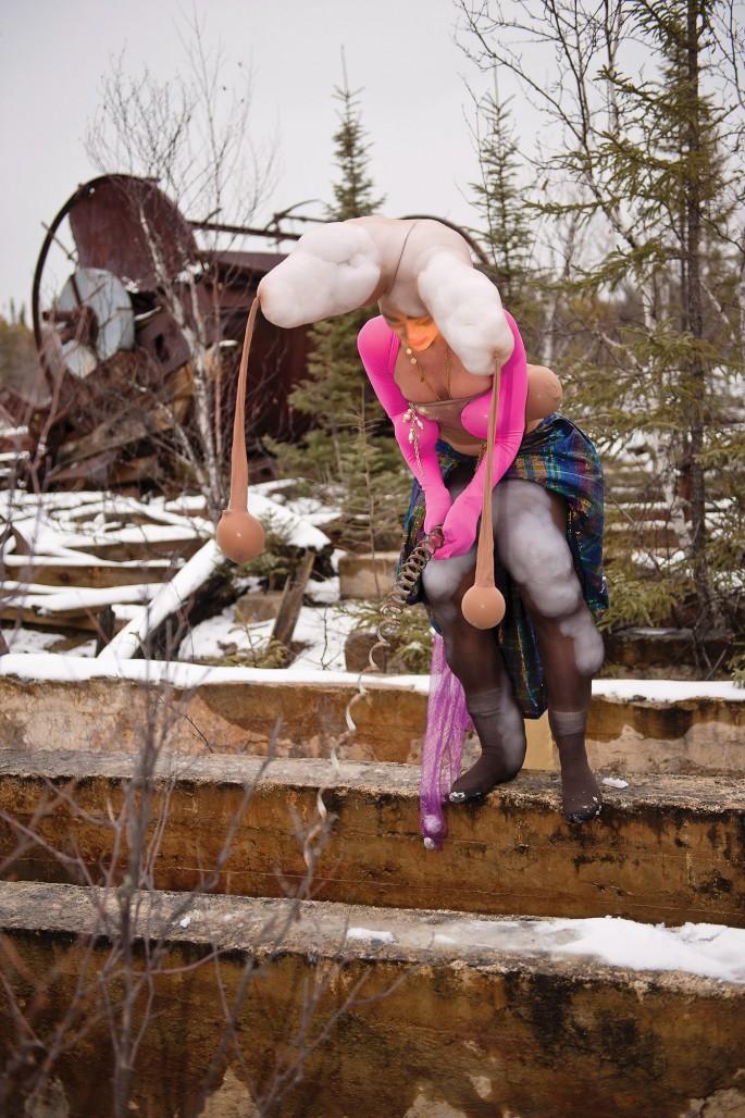Dominique Rey, </span><span><em>Thunderhead</em>, </span><span>2011
