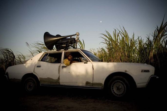 Alex Smailes, </span><span><em>Mike Men #3</em>, </span><span>2009