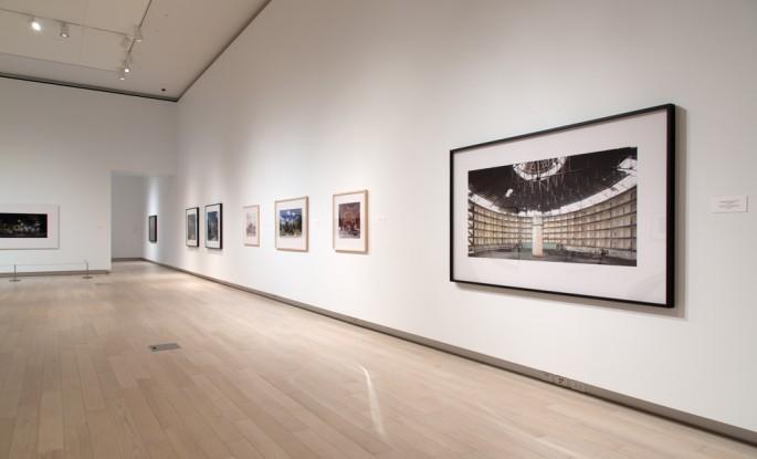 <em>Scotiabank Photography Award: Stan Douglas</em>, </span><span>(installation view) 2014 © Eugen Sakhnenko, Ryerson Image Centre