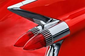 Ian Campbell, </span><span><em>Cadillac Fins</em>, </span><span>2005