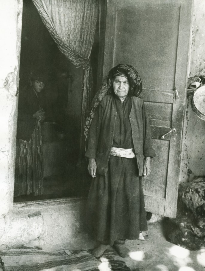 Durdy Bayramov, </span><span><em>Turkmen Grandmother</em>, </span><span>1965