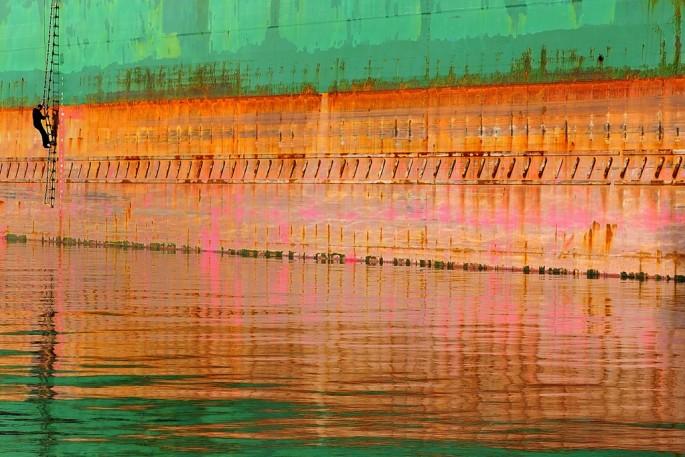 Robby Bernstein, </span><span><em>The Boatman (Toronto)</em>, </span><span>2013