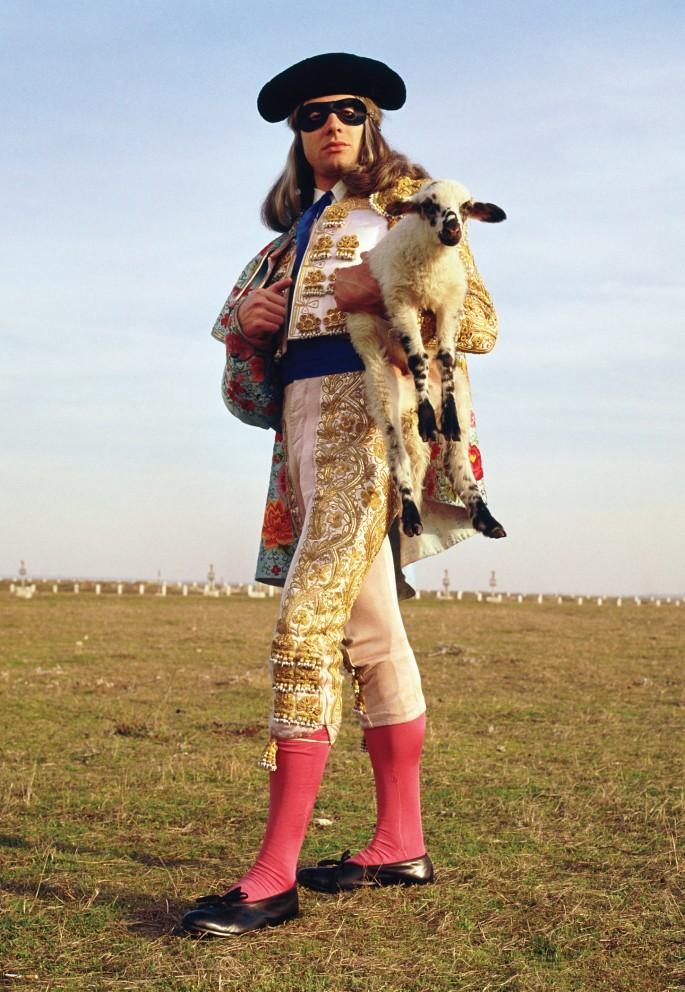 Pablo Pérez-Mínguez, </span><span><em>Bull-fighter Lamb</em>, </span><span>1973