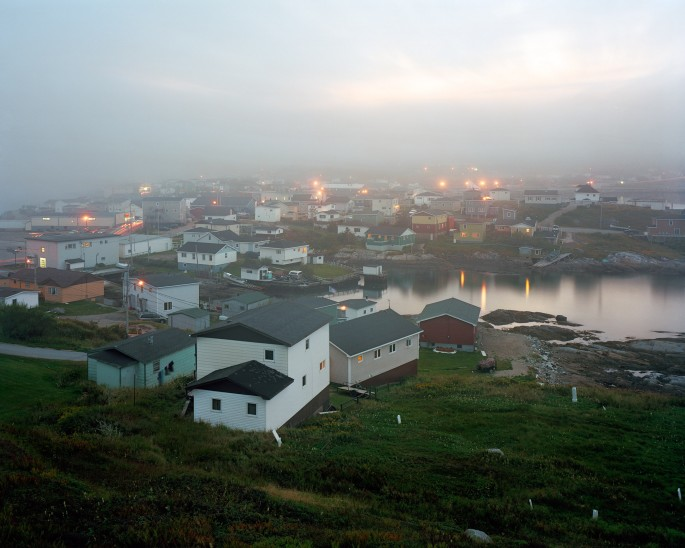 Scott Conarroe, </span><span><em>Fog, Port Aux Basques NL</em>, </span><span>2009 Courtesy of the artist and the Stephen Bulger