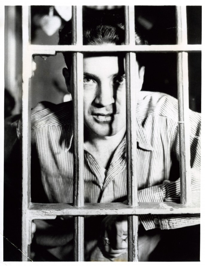 Unknown photographer, </span><span><em>Arthur Gooch, First Kidnapper to Die Under Lindbergh Law</em>, </span><span>June 22, 1936 Courtesy of Winter Works on Paper, Brooklyn