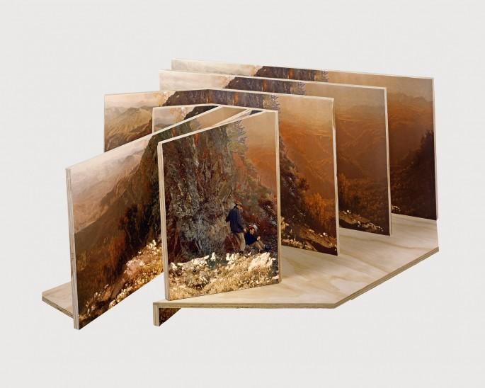 Jason Gowans, </span><span><em>Landscape 3</em>, </span><span>2013