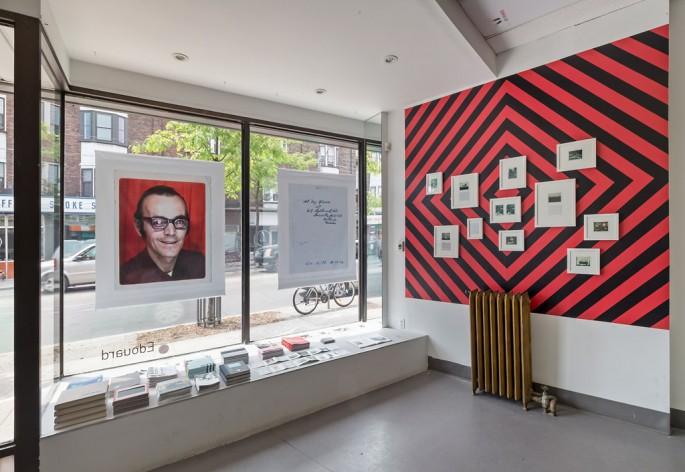Installation view of , </span><span><em>Edouard</em>, </span><span> © Toni Hafkenscheid