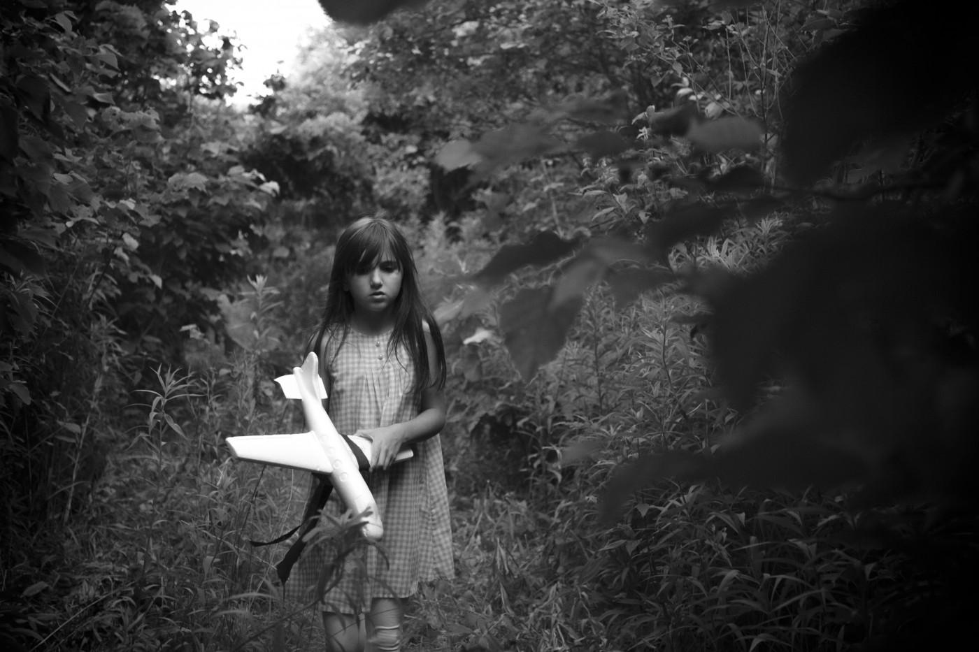 Yulia Starostina, </span><span><em>Be brave</em>, </span><span>2015