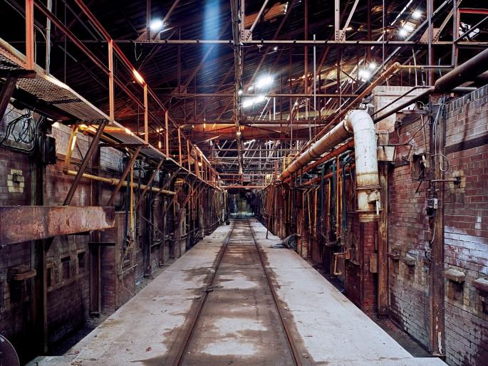 David Kaufman, </span><span><em>Don Valley Brick Works, Toronto</em>, </span><span>2003