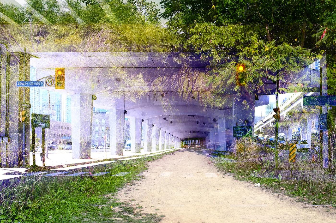 Usue Ruiz Arana, </span><span><em>Lower Jarvis Street</em>, </span><span>2015