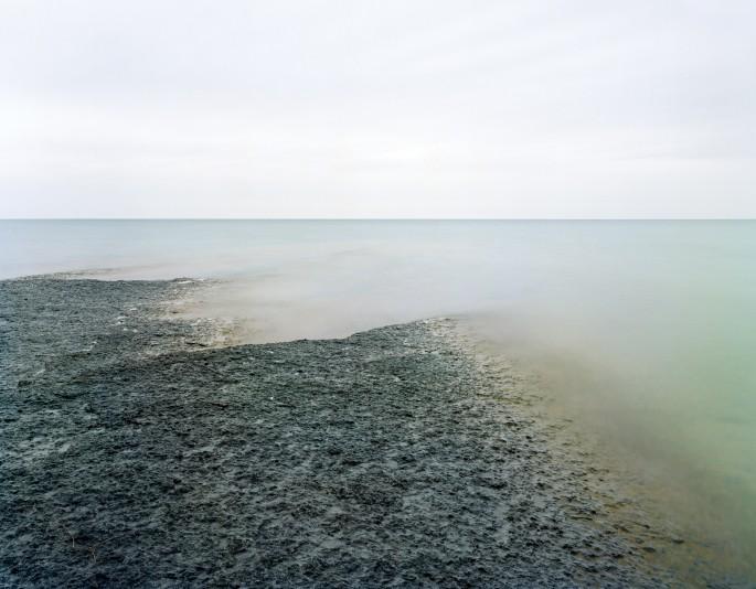"Robert Burley, </span><span><em>Lake Ontario, Picton</em>, </span><span>2009. Archival pigment print, 30 x 40""."