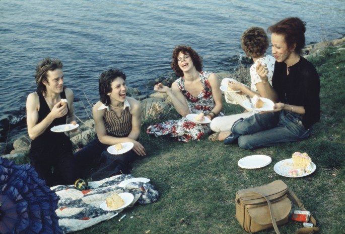 Nan Goldin, </span><span><em>Picnic on the Esplanade, Boston</em>, </span><span>1973. Cibachrome Print, 57.2 x 77.5 cm. Courtesy of Matthew Marks Gallery, New York. © 2016 Nan Goldin.