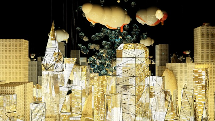 Alex McLeod, </span><span><em>SPOTLIGHT (Detail)</em>, </span><span>2016. Computer-generated Image