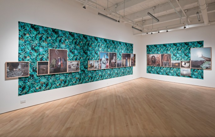 Installation view of Cristina de Middel, </span><span><em>This is What Hatred Did</em>, </span><span>2015