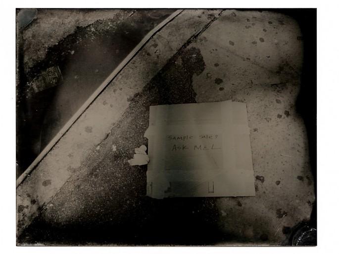 Rob Norton , </span><span><em>Untitled</em>, </span><span>Tintype