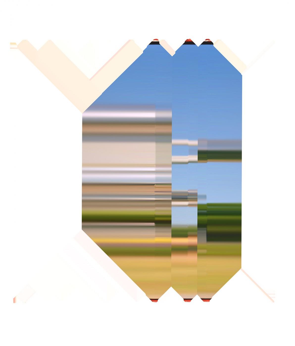 Toni Hafkescheid, 2015, </span><span><em>Scan Failure 1</em>