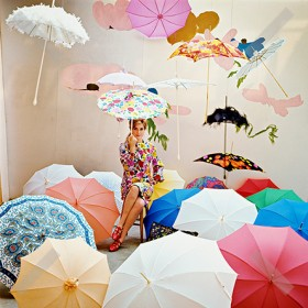 Milton H. Greene, </span><span><em>Catherine Deneuve, Umbrella</em>, </span><span>1962