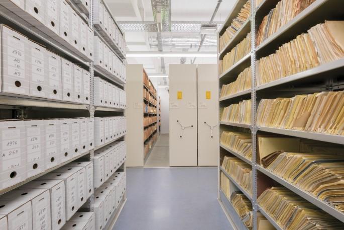 Adrian Fish, </span><span><em>Stasi Archives #3692</em>, </span><span>Archival pigment print, 36x24&quot;.