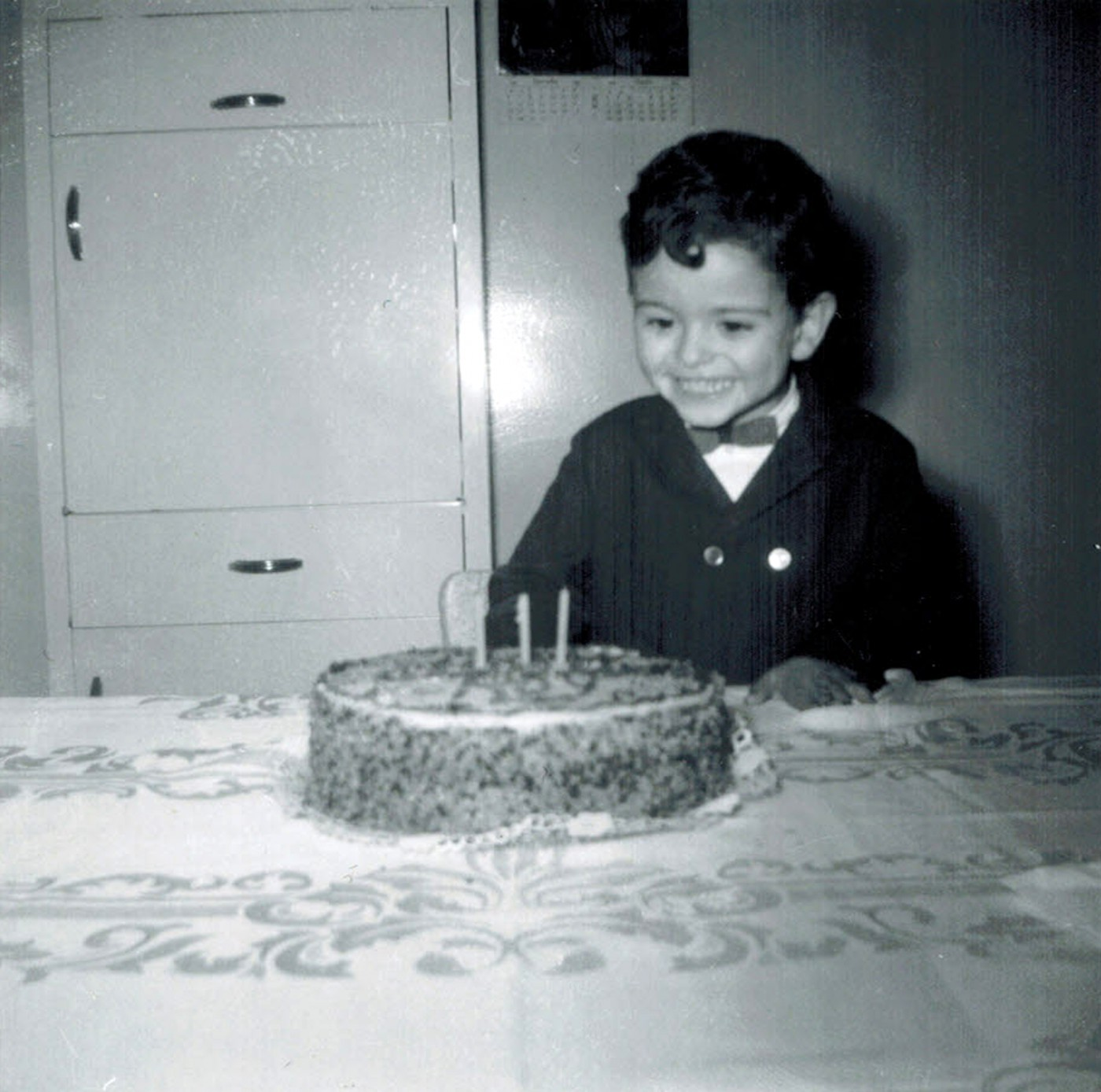 unknown, </span><span><em>Rocco turns 3</em>, </span><span>1965
