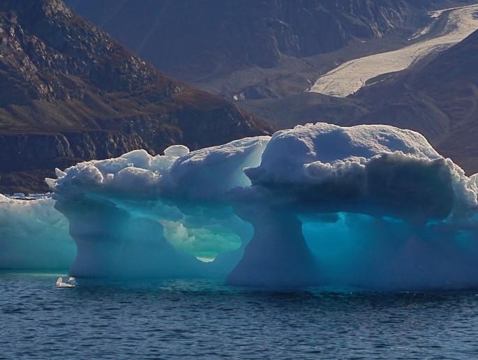 Dale Butterill, </span><span><em>Polar Ice</em>, </span><span>2015