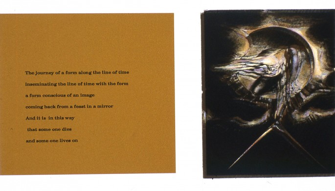 Parvaneh Radmard, </span><span><em>B20: The Line of Time, Blake and poetry</em>, </span><span>2013