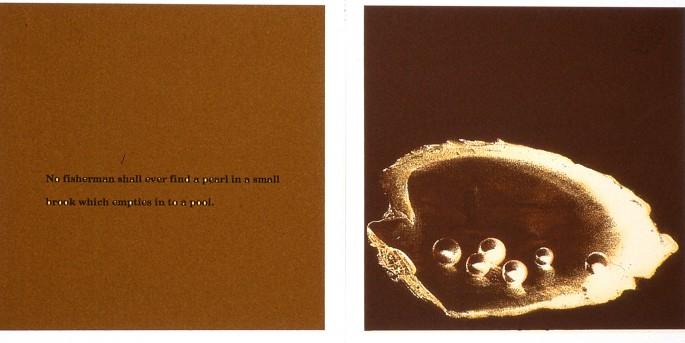 Parvaneh Radmard, </span><span><em>B21: Conscious Mind, The shell and poetry</em>, </span><span>2013
