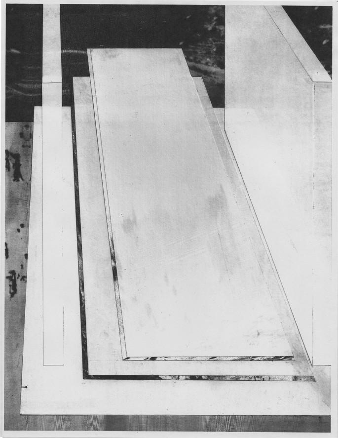 Derek Coulombe , </span><span><em>Slab-Lodge</em>, </span><span>2013. Archival pigment print, 16x22&quot;