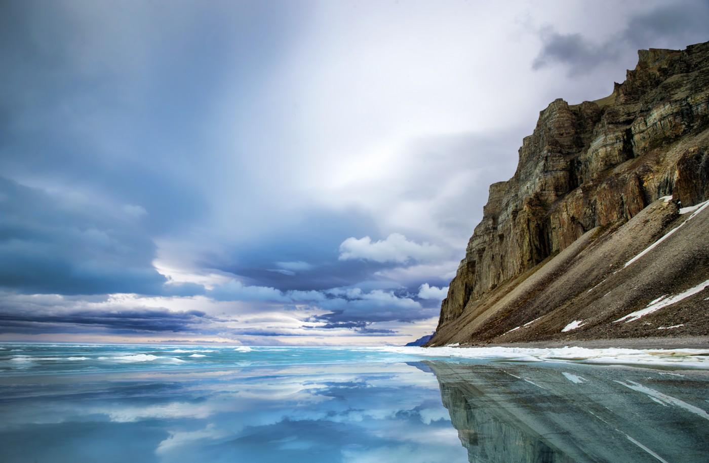 Michelle Valberg, </span><span><em>Arctic Bay</em>