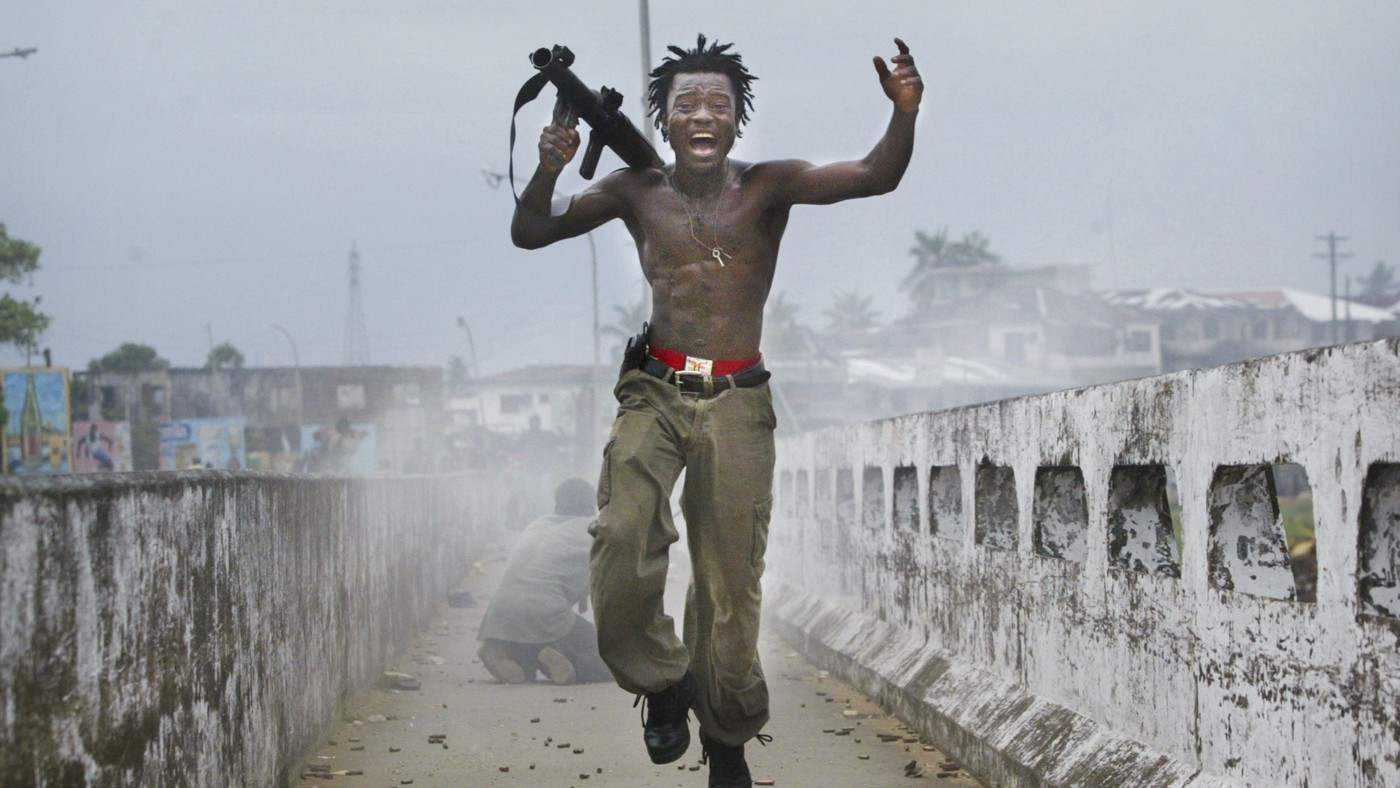 Chris Hondros, </span><span><em>still from Hondros</em>, </span><span>2017, dir. Greg Campbell