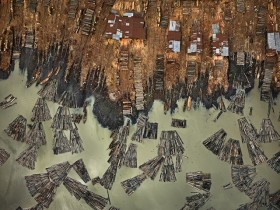 Edward Burtynsky, </span><span><em>Anthropocene</em>