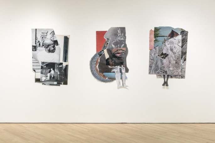 Installation view of, </span><span><em>An unassailable and monumental dignity</em>, </span><span>CONTACT Gallery, Sept - Nov 2017. Photo by Toni Hafkenscheid.